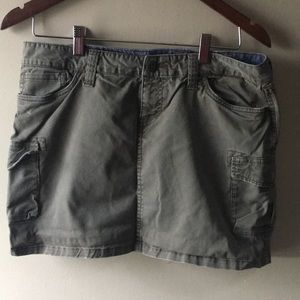 Lucky Brand Cargo skirt